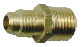 "In-Line Water Filter Connector - 1/4""MPT x 3/8""MFL"