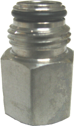 "Adapter - Firestone Liquid Keg Post - 1/4""FPT x 5/8-18"""