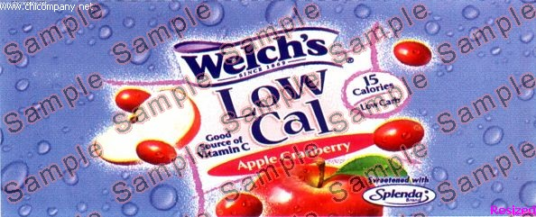 Apple Cranberry Low Cal - ALL