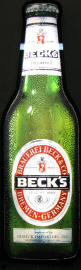 Becks Beer Light