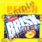 Brisk Iced Tea - Peach - Medium