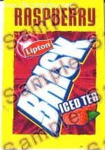 Brisk Iced Tea - Raspberry - Large