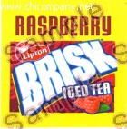 Brisk Iced Tea - Raspberry - Medium