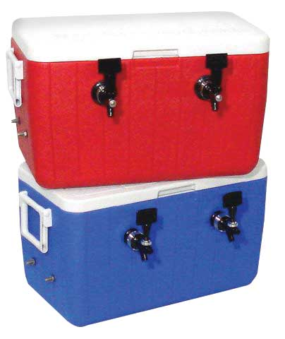 Cold Plate Jockey Box - Premix Beverages