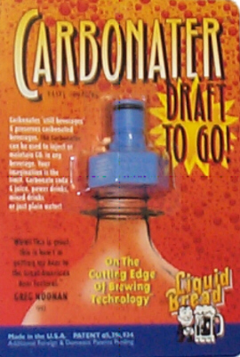 Carbonater Draft-To-Go