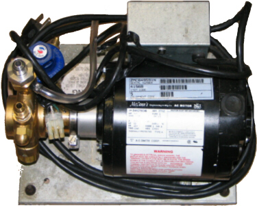 Recirculating Pump Assembly - IntelliCarb / Cold Carb