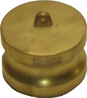 Brass - Type Dust Plug
