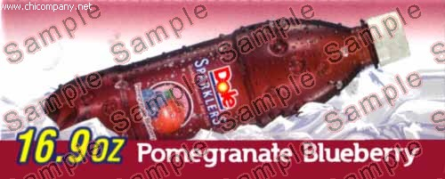 HVV Flavor Strip - Dole Pomegrante Blueberry