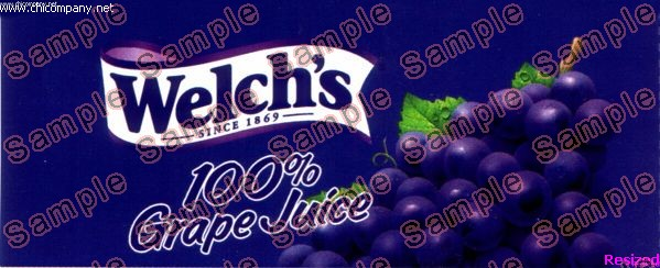 100% Grape Juice - Magnum DN