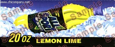 Allsport - Lemon Lime 20oz