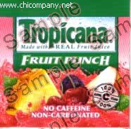 Tropicana Fruit Punch Medium