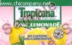 Tropicana Pink Lemonade Small
