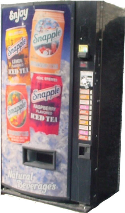 Vendo 407w - Multiprice - Snapple Graphics