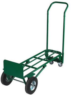 Wesco Economy Green Line 2-in-1