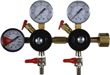 Nitrogen & Gas Regulators