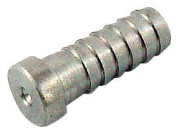 Barbed Hose Plug / Termination Plug