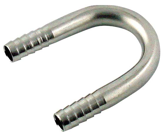 "Barbed Hose ""U"" Bend"