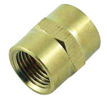 Coupling Female Pipe Thread to Female Pipe Thread