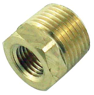 Reducer Bushing - Male Pipe Thread to Male Pipe Thread