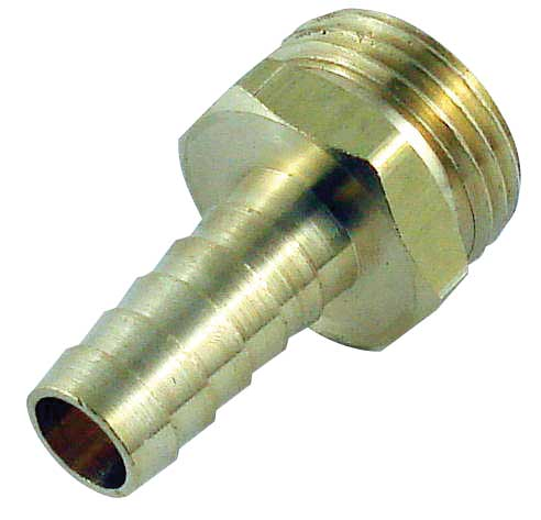 Garden Hose Male Hose Stem