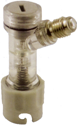 QD Gas w/ CHECK VALVE