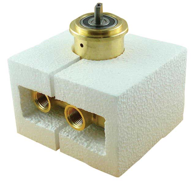 Pump Insulation Block
