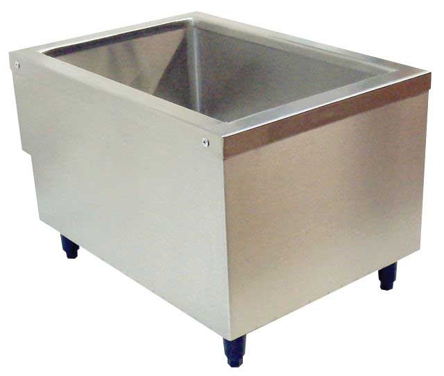 Ice Chest w/ Cold Plate-6 Circuit Small