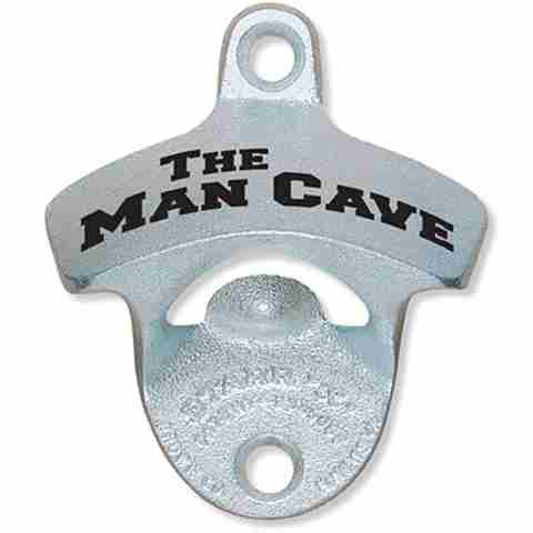 Bottle Cap Opener - The Man Cave