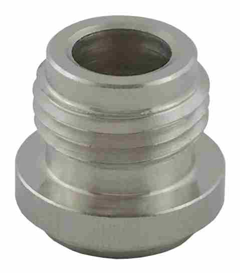 Tank Post & Dip Tube Nipple Weld-in-Place (Stainless Steel)