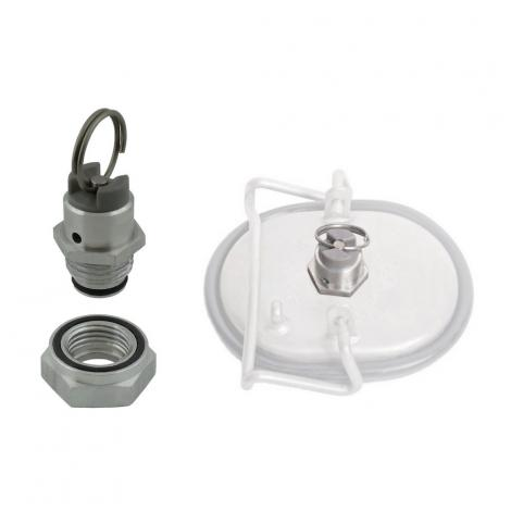 Dome Top Pressure Relief Valve (Replacement)