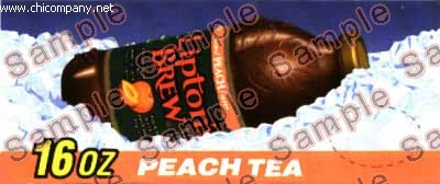 16oz Lipton Tea Peach