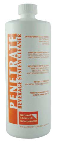 Penetrate - Super Concentrated Beer Line Cleaner