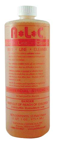 A-L-C Super Concentrated Line Cleaner