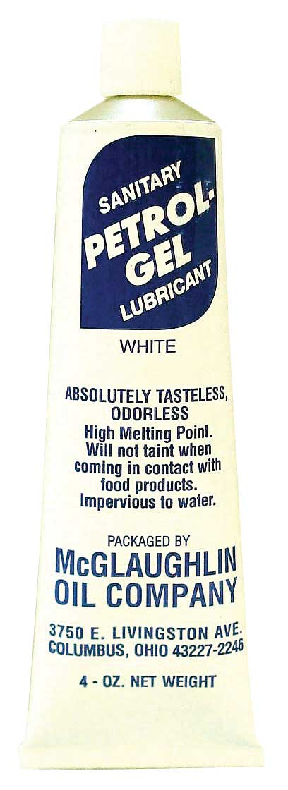 Keg Lube - Petrogel 4oz