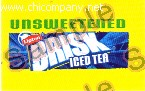 Brisk Iced Tea - Unsweetened - Small