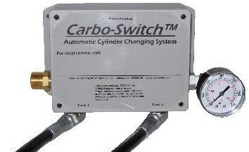 Carbo Switch Automatic CO2 Change-over System