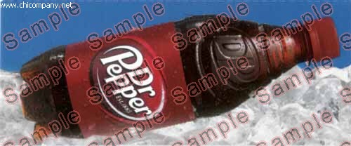 VStrip - Dr. Pepper Bottle