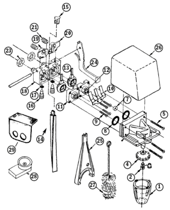 Spa Wiring Diagram together with Grundfos Motor Wiring Diagram together with Heat Seal Wiring Diagram as well Barta 158 1 furthermore Doorbell Transformer Wiring Diagram. on bell and gossett wiring diagram