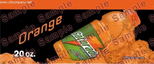 VStrip - Gatorade Orange 20oz