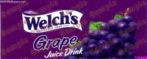 Grape Juice Drink - DN