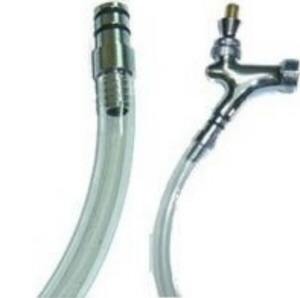 Growler Filler for Perlick 600-Series Faucets