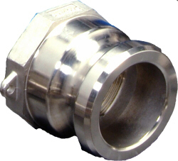 "Male SnapLock - 1/2"" FPT end"
