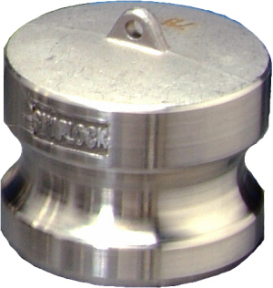 Stainless Steel - Type Dust Plug