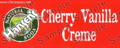 Hansen's - Cherry Vanilla Cream