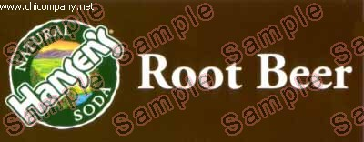Hansen's - Root Beer