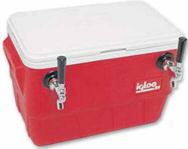 Cold Plate Jockey Box