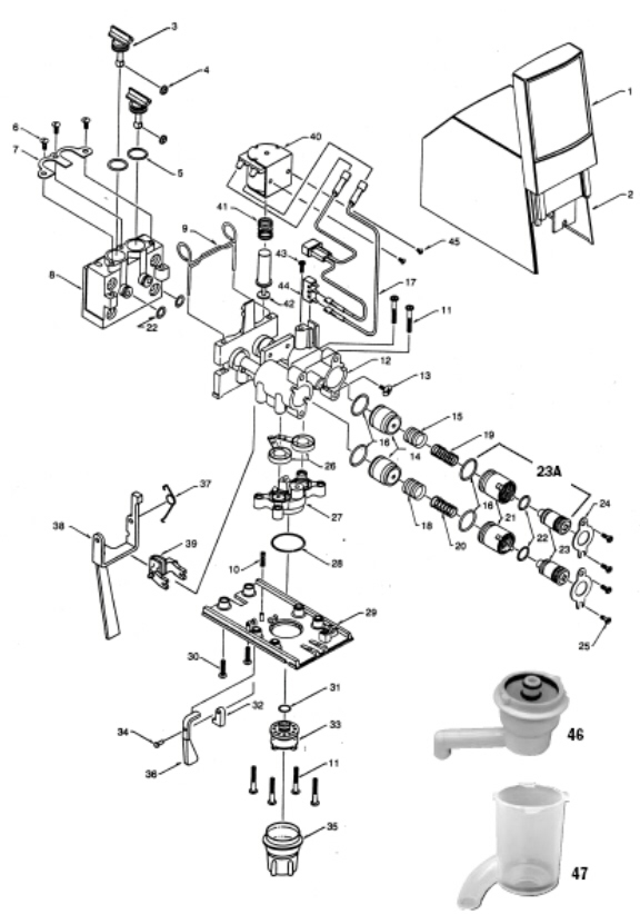 parts lancer lev [lancer lev parts] the chi company, new and Shower Pan Diagram parts lancer \