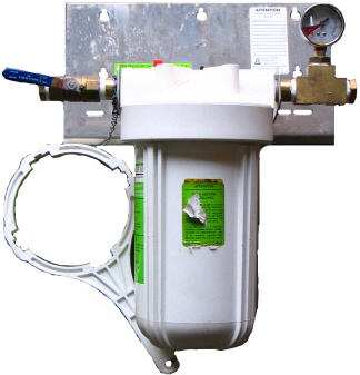 Water Filter - Selecto MF/600
