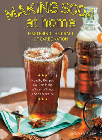Making Soda at Home - 160 pages
