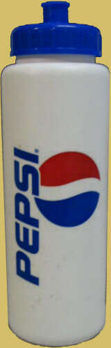 "Classic Pepsi ""BullsEye"" Sports Bottle"